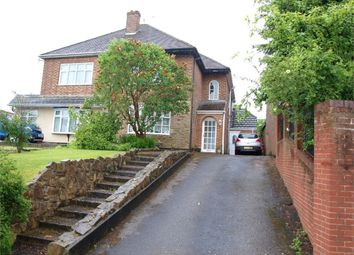 Thumbnail 3 bed semi-detached house for sale in Tutbury Road, Burton-On-Trent, Staffordshire