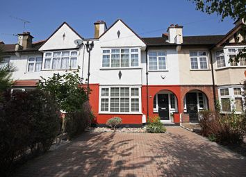 Thumbnail 4 bed terraced house to rent in Hainault Road, London