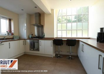 Thumbnail 3 bed semi-detached house for sale in Sangha Close, Leicester