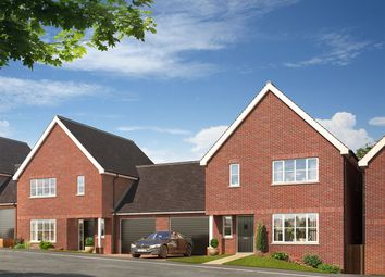 Thumbnail 3 bedroom link-detached house for sale in Skylark Close, Epsom