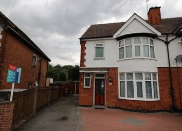 Thumbnail 4 bed semi-detached house to rent in Grange Avenue, Normanton, Derby