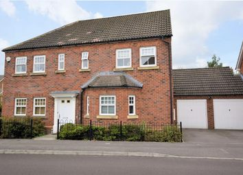 Thumbnail 5 bed detached house for sale in Damson Drive, Mortimer, Reading