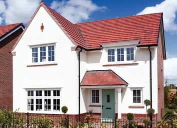 Thumbnail 4 bed detached house for sale in Lucas Green, Off Dunham Drive, Chorley, Lancashire