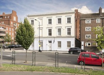 Thumbnail 1 bed flat to rent in Castlehaven Road, London