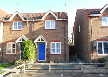 Thumbnail 2 bedroom town house to rent in Birtles Way, Acle, Norwich