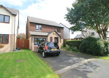 Thumbnail 4 bed detached house for sale in Pondfield Road, Latchbrook, Saltash