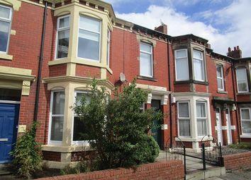 Thumbnail 2 bedroom flat to rent in Cartington Terrace, Heaton