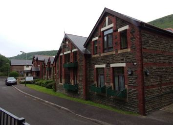 Thumbnail 2 bedroom flat to rent in 14 Glan Yr Afon, Ruperra Street, New Tredegar