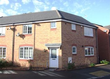 Thumbnail 3 bed semi-detached house to rent in Godwin Way, Trent Vale, Stoke-On-Trent