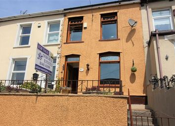 Thumbnail 2 bed terraced house for sale in High Street, Tonyrefail, Porth