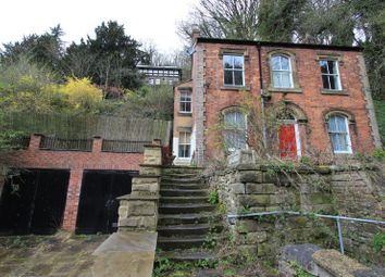 Thumbnail 3 bed detached house for sale in Dale Road, Matlock Bath