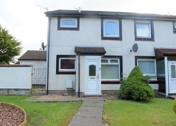 Thumbnail 1 bed terraced house to rent in Cairngorm Court, Irvine