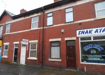 Thumbnail 2 bedroom terraced house for sale in Talbot Road, Blackpool