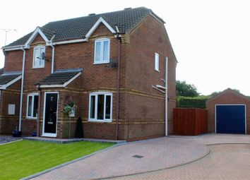 Thumbnail 2 bed property for sale in Emmery Close, Broughton, Brigg