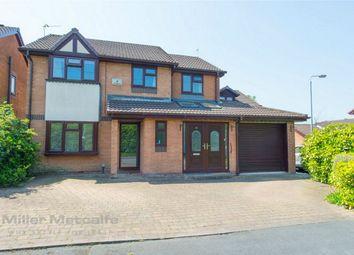 Thumbnail 4 bedroom detached house for sale in Little Harwood Lee, Harwood, Bolton, Lancashire