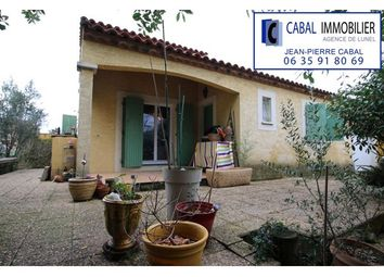 Thumbnail 3 bed property for sale in 34670, Saint-Bres, Fr