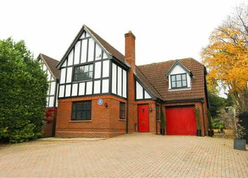 Thumbnail Detached house for sale in High Road, Loughton