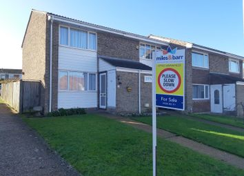 Thumbnail 2 bedroom end terrace house for sale in Farncombe Way, Whitfield, Dover