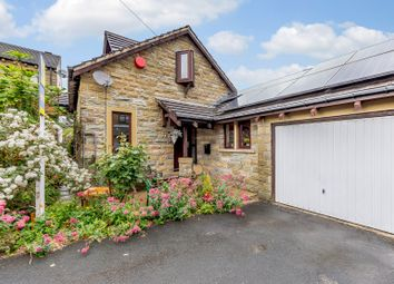 Thumbnail 4 bed link-detached house for sale in Heathfield Mews, Huddersfield