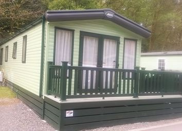 Thumbnail 2 bed mobile/park home for sale in Calgarth29, White Cross Bay, Windermere