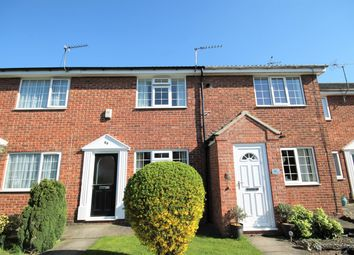 Thumbnail 2 bed terraced house for sale in Barons Crescent, Copmanthorpe, York