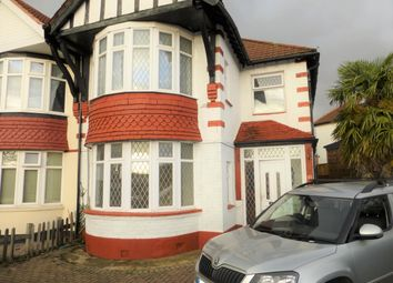 Thumbnail 4 bed semi-detached house to rent in Wembley, Middlesex