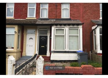 Thumbnail 3 bed terraced house to rent in Gorton Street, Blackpool