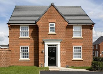 """Thumbnail 4 bed detached house for sale in """"Hollinwood"""" at Snowley Park, Whittlesey, Peterborough"""