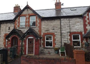 Thumbnail 2 bed terraced house for sale in Plas Newydd Buildings, Abergele, Conwy, North Wales