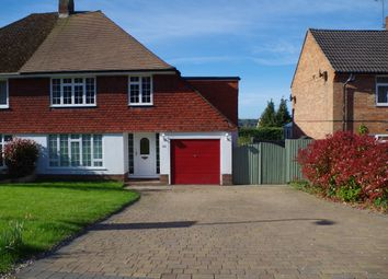 Thumbnail 4 bed semi-detached house for sale in Goddington Road, Bourne End