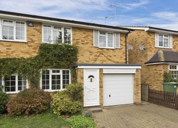 Thumbnail 3 bed semi-detached house to rent in Haleswood, Cobham