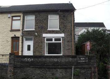 Thumbnail 2 bed terraced house for sale in Penrhiwfer Road, Penrhiwfer, Rhondda Cynon Taff.