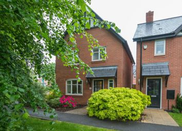 Thumbnail 3 bed detached house for sale in Norman Road, Broadheath, Altrincham