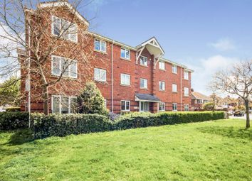 Thumbnail 2 bed flat for sale in Marlowe Court, Shakespeare Gardens, Rugby