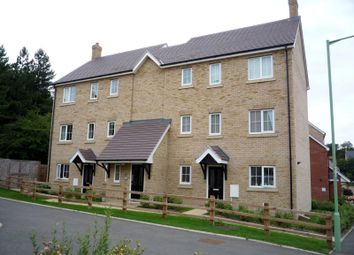 Thumbnail 1 bedroom flat to rent in Deanery Close, Sudbury