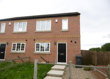 Thumbnail 3 bed semi-detached house for sale in Highstone View, Barnsley