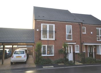 Thumbnail 4 bed semi-detached house for sale in Vickers Close, Newcastle-Under-Lyme