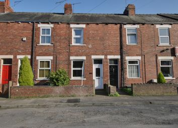 Thumbnail 2 bedroom terraced house for sale in Railway View, York