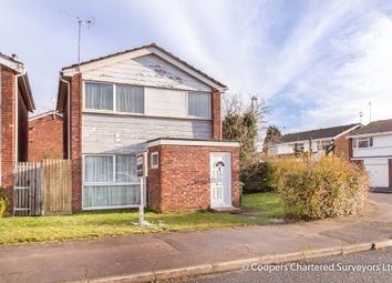 Thumbnail 3 bed detached house for sale in Garth Crescent, Ernsford Grange, Coventry