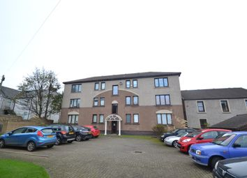 Thumbnail 2 bed flat for sale in Caledonia Road, Ardrossan, Ayrshire