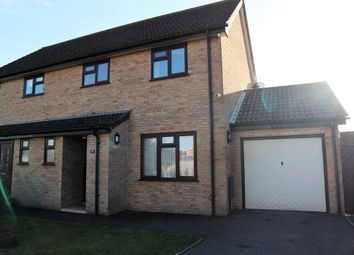 Thumbnail 3 bed property to rent in Poppy Close, Highcliffe, Christchurch