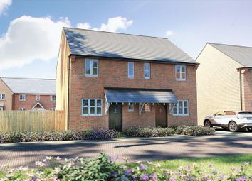Thumbnail 1 bed semi-detached house for sale in Furlongs, Drayton, Abingdon