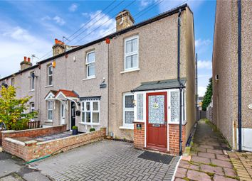 Thumbnail 2 bed end terrace house for sale in Banks Lane, Bexleyheath, Kent