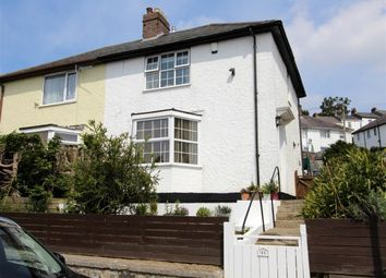 Thumbnail 2 bed semi-detached house for sale in Western Drive, Laira, Plymouth