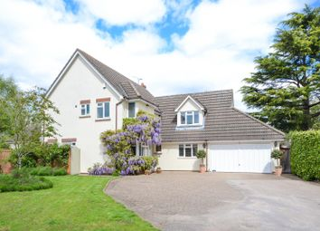 Thumbnail 5 bed detached house for sale in Rectory Close, Fryerning Lane, Ingatestone
