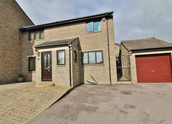 Thumbnail 3 bed link-detached house for sale in Turnpike Croft, Grenoside, Sheffield, South Yorkshire