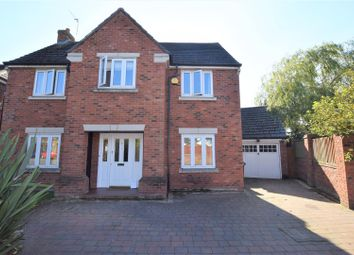 Thumbnail 4 bed detached house for sale in The Meadows, Bromborough, Wirral