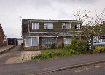 Thumbnail 3 bedroom semi-detached house to rent in Millfields, Caistor, Market Rasen