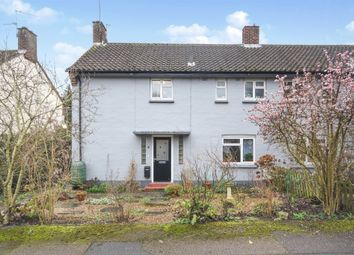 Thumbnail 3 bedroom semi-detached house for sale in Rosemary Crescent, Dunmow