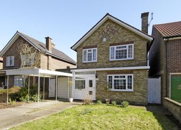 Thumbnail 3 bed detached house to rent in Lower Sunbury, The Avenue